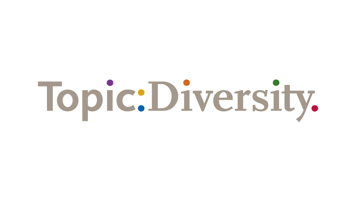 Nomadic Consulting: Topic Diversity Logotype
